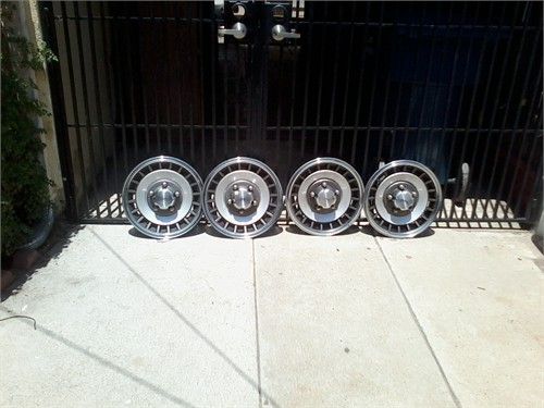 Ford PU 15'' Hubcaps