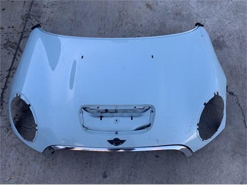 2013 Mini Cooper S hood