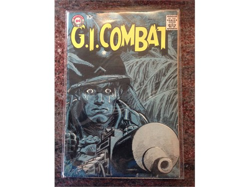 D.C. GI Combat #69