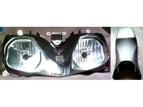 CBR600F4i Headlight  Seat