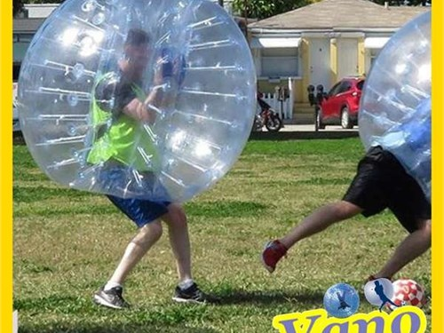 Bubble Soccer Bumper Ball