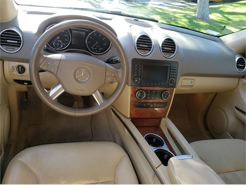 2006 Mercedes Benz ML350