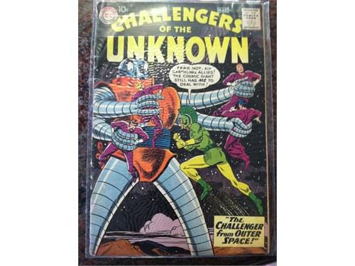 D.C. Challengers #12