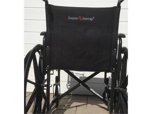 WheelChair EverestJenning