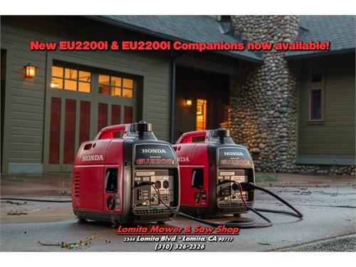 EU2200i Honda Generators