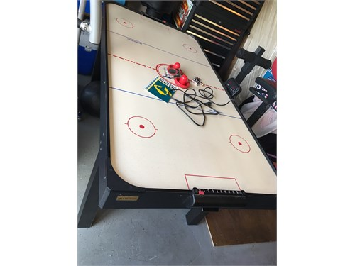 Harvard Air Hockey Table