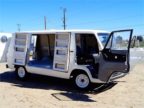 1968 Dodge A108 Van