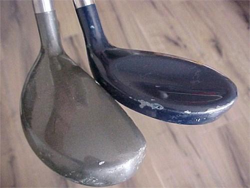 Hybrid golf irons RH