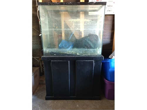 Fish Tank 70 Gallon show