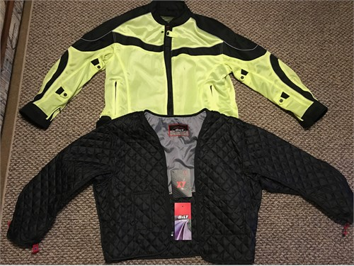 Bilt mesh m/c jacket