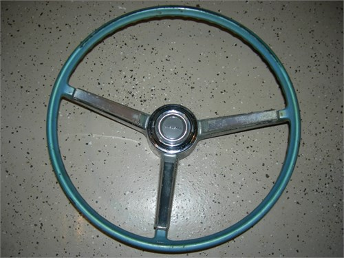 1967 Chevelle Steering Wh