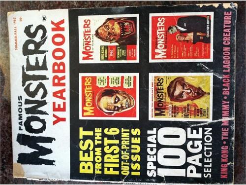 Famous Monsters Filmland