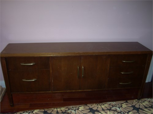 CABINET W/FILE DRAWER