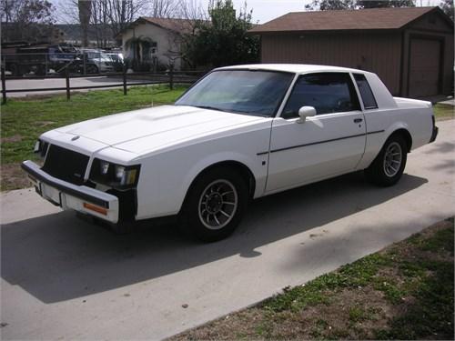 1987 Buick T-Type