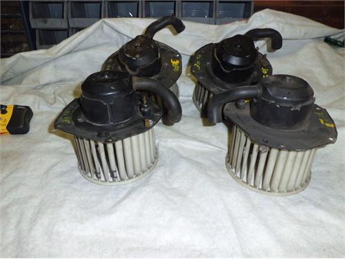 GM AC/HEAT BLOWER MOTORS