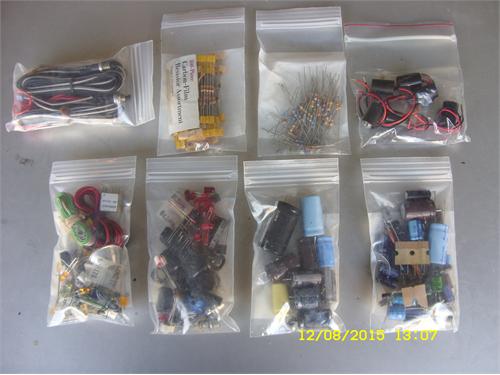Electronics assortment