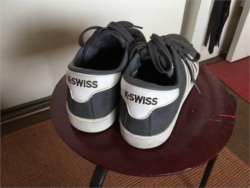 K-Swiss Hoke C shoe