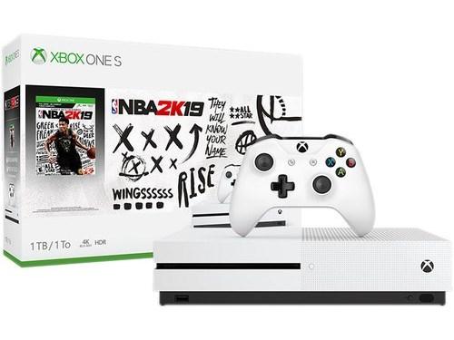 Xbox One S 1TB 2K19 New