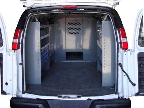 Van Safety Partition