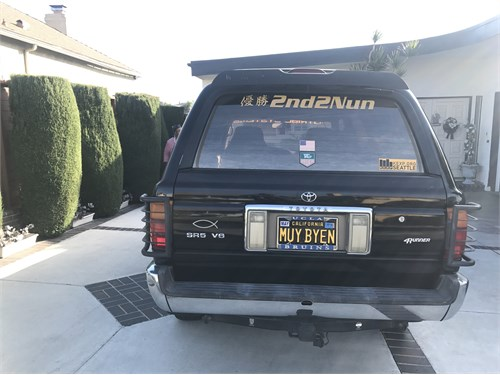 Immaculate SUV