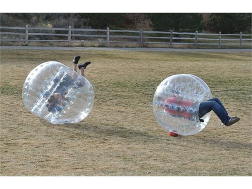 Bubble Balls for Rent