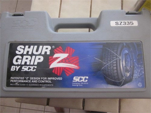 NEW SCC CABLE SNOW CHAINS