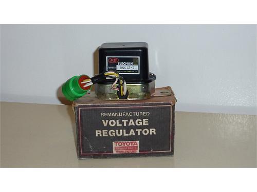 Voltage regulator Toyota