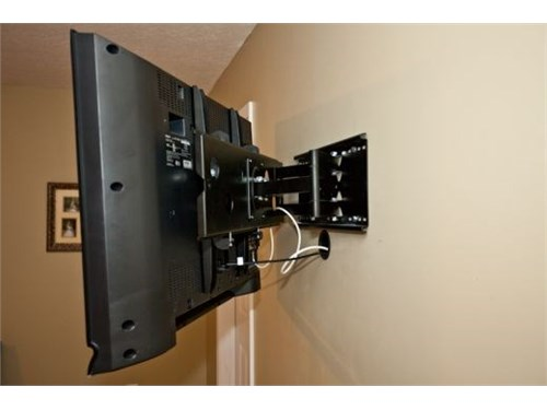 Wall Mount TV Install