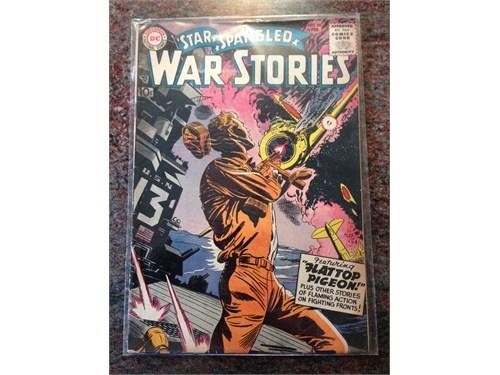 D.C. SSWS #66, 1958 Comic