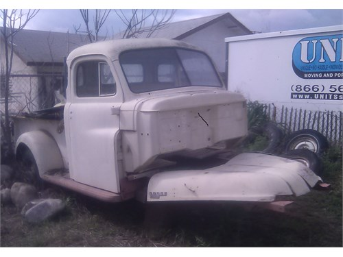 1952 Dodge Jobrated Truck