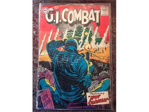 """DC """"G.I. Combat"""" No. 59"""