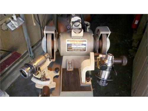 DAREX M5 Drill Sharpener