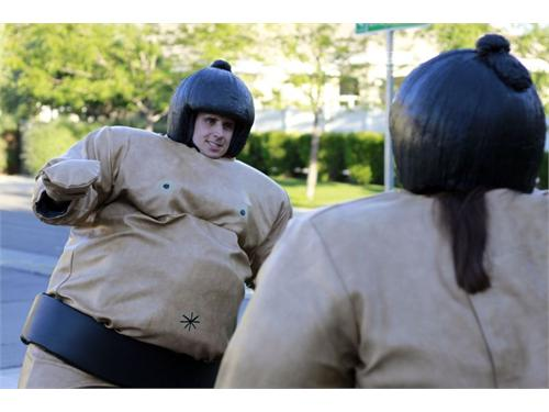 Sumo Suits for Rent Utah