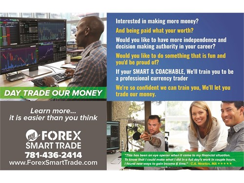 Day Trade Our Money