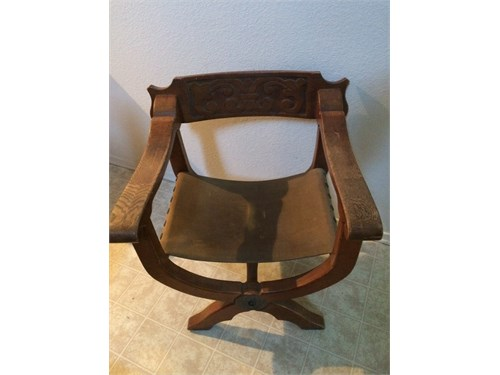 X chair Renaissance $40