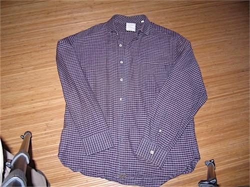 Billy Reed Mens M shirt