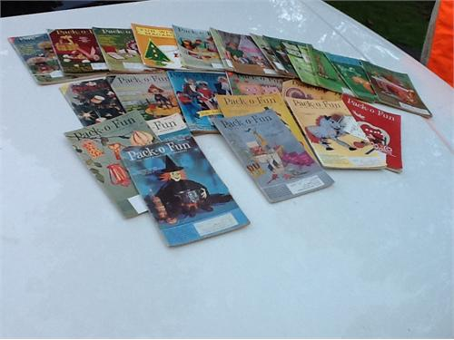 Vintage Craft Magazines