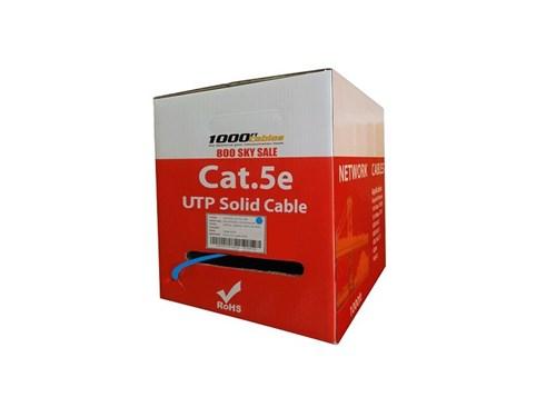 Cat5e Plenum 1000FT Cable