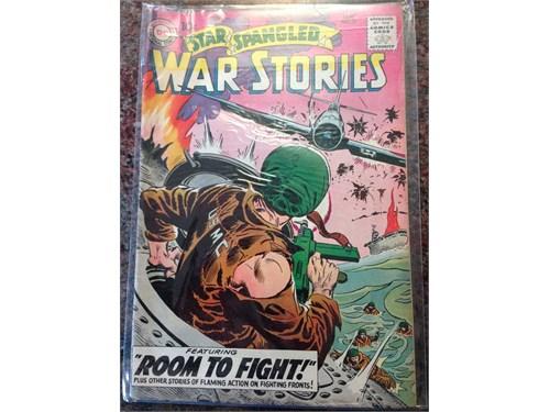 D.C. SSWS #77, 1959 Comic