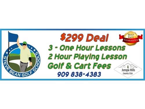 Steve Bean Golf Schools