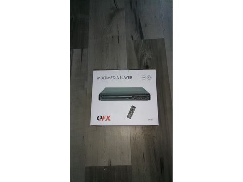 QFX DVD Player