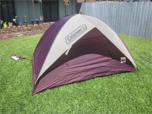 Coleman Ultralite tent