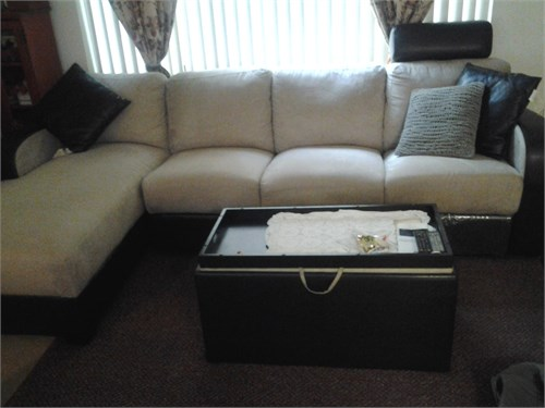 Sectional Sofa&Recliner