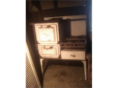 1920's Quik Meal Stove