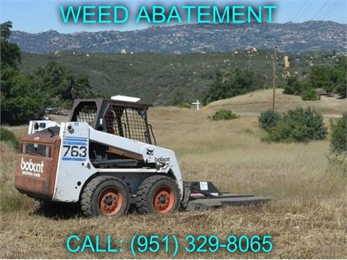 Weed Mowing Abatement