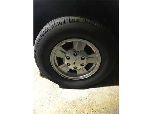 GMC Canyon Wheels & Tires