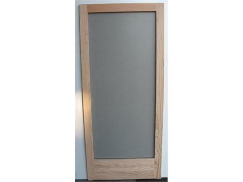 Quality Wood Screen doors
