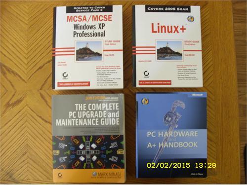 Computer books