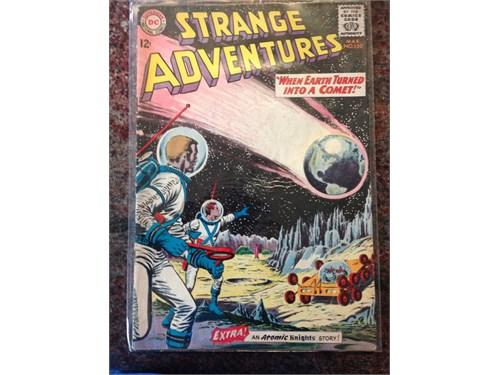 D.C. Comic SA #150, 1963