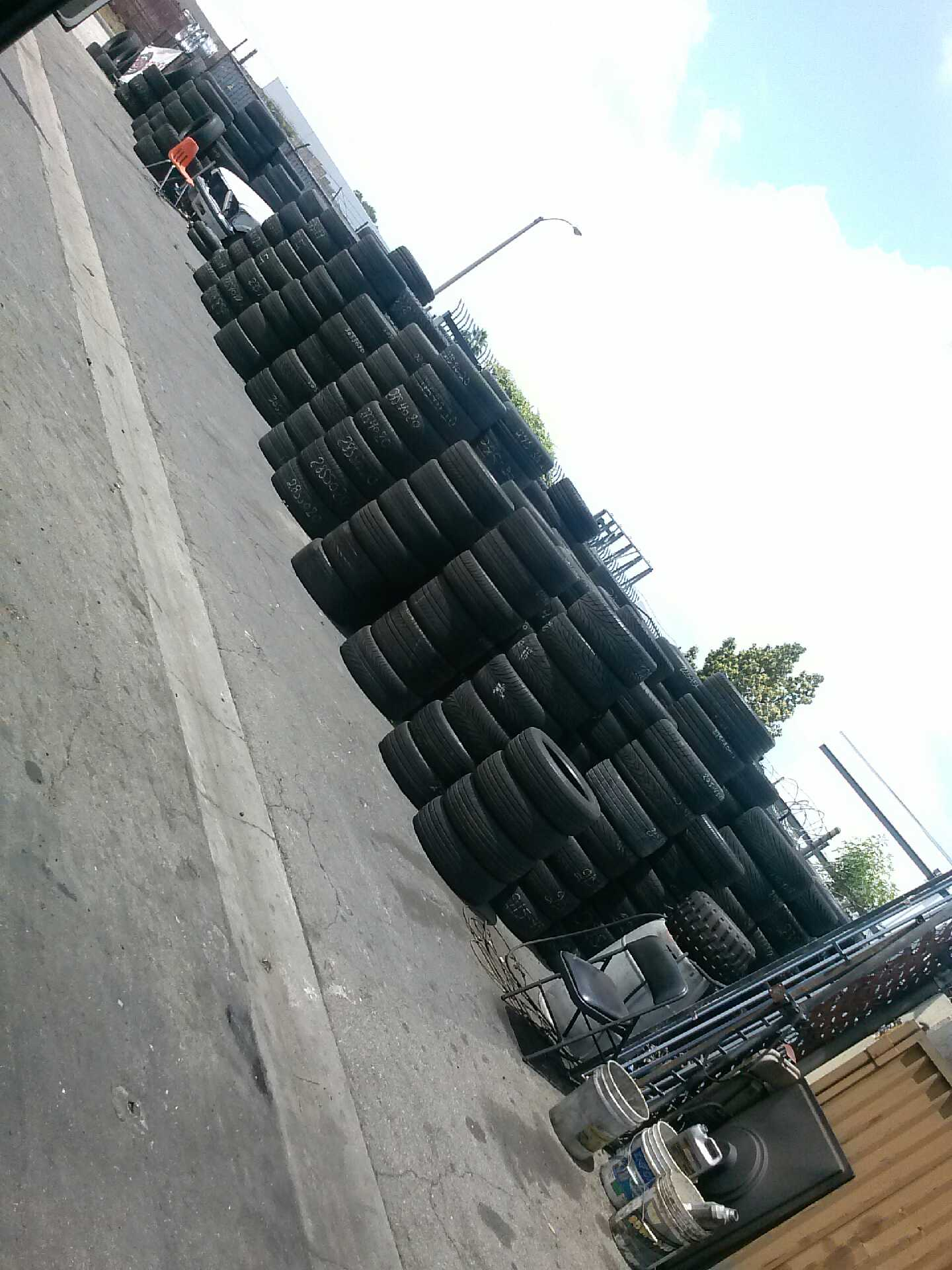 Used tires on sale starting at 20 We have most sizes but please call ahead to check for your tire